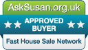 Ask Susan - Will buy your house fast for cash
