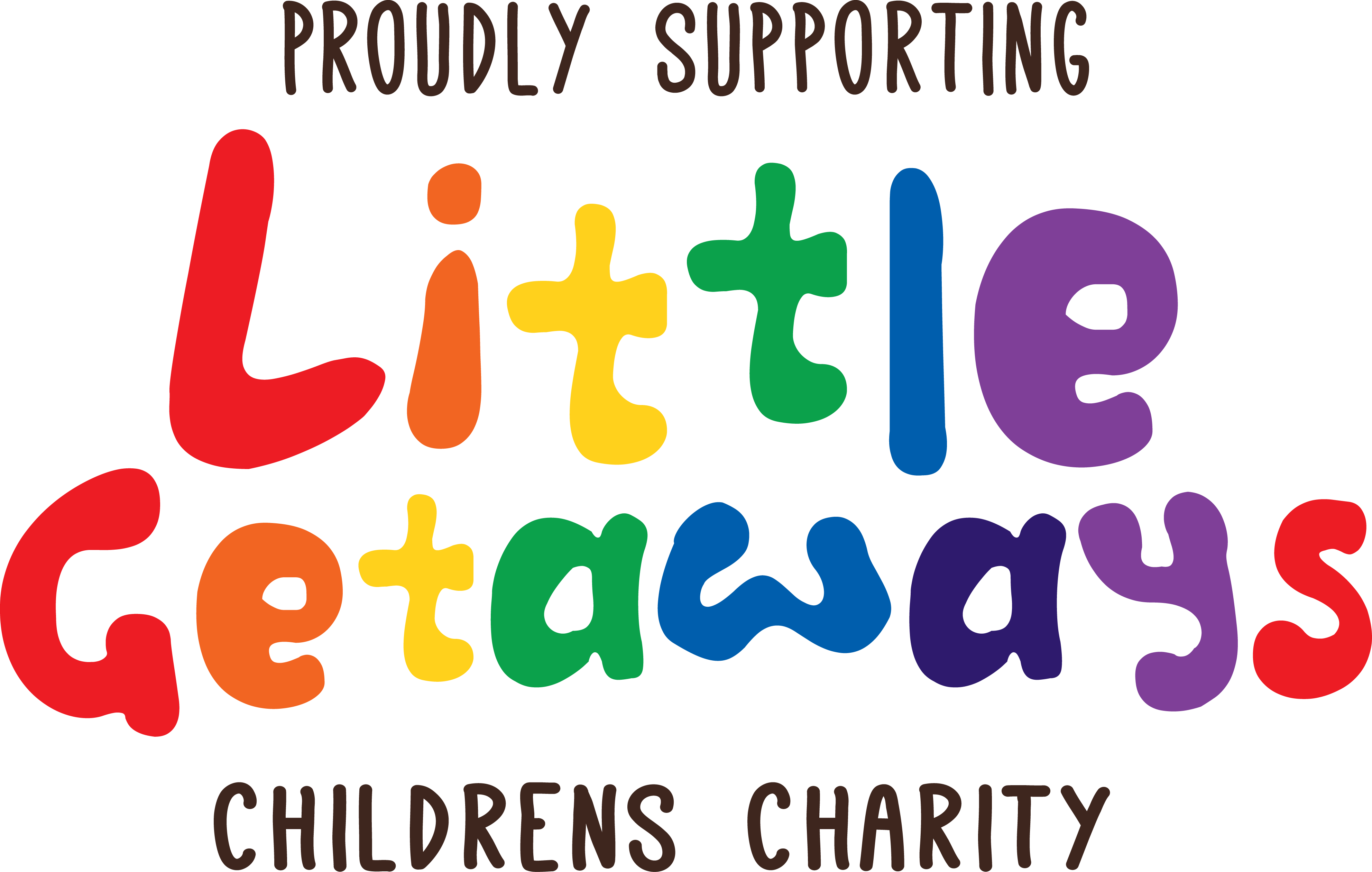 Little Getaways Childrens Charity Logo